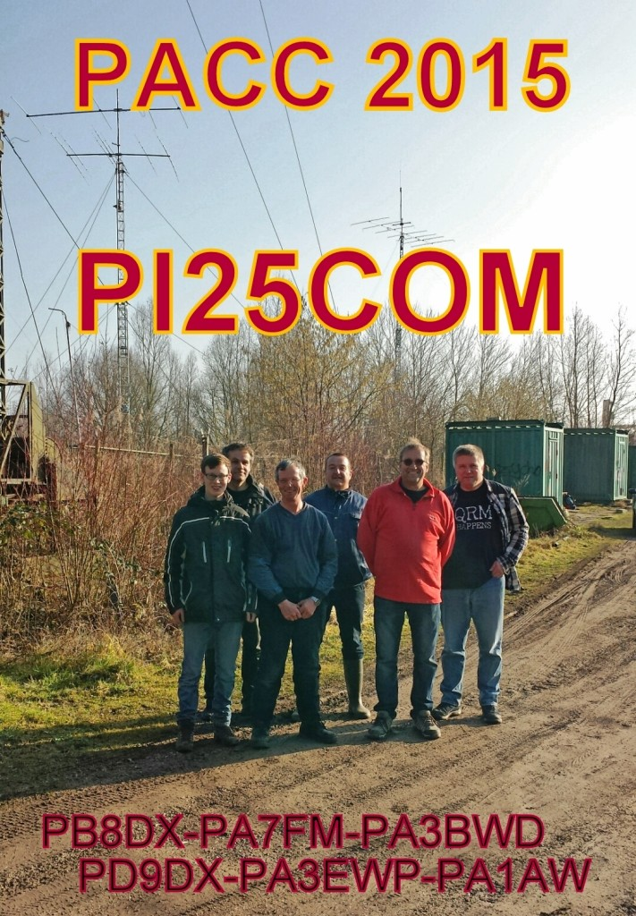 The PI25COM team !!