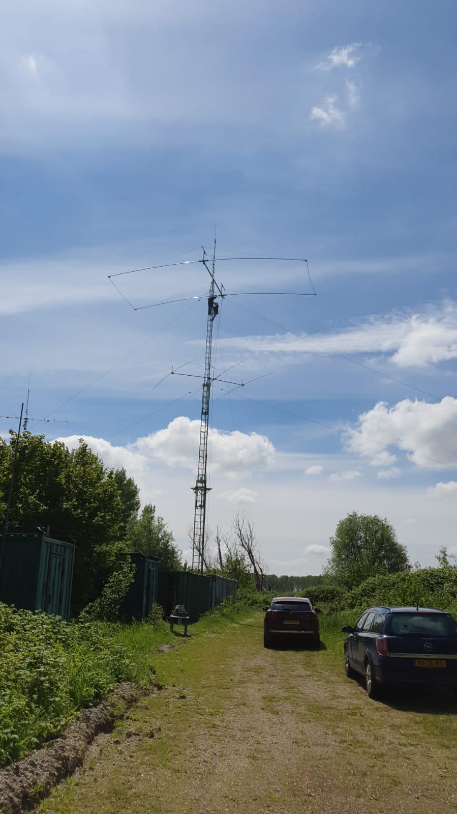 Finally….. Antenna weather